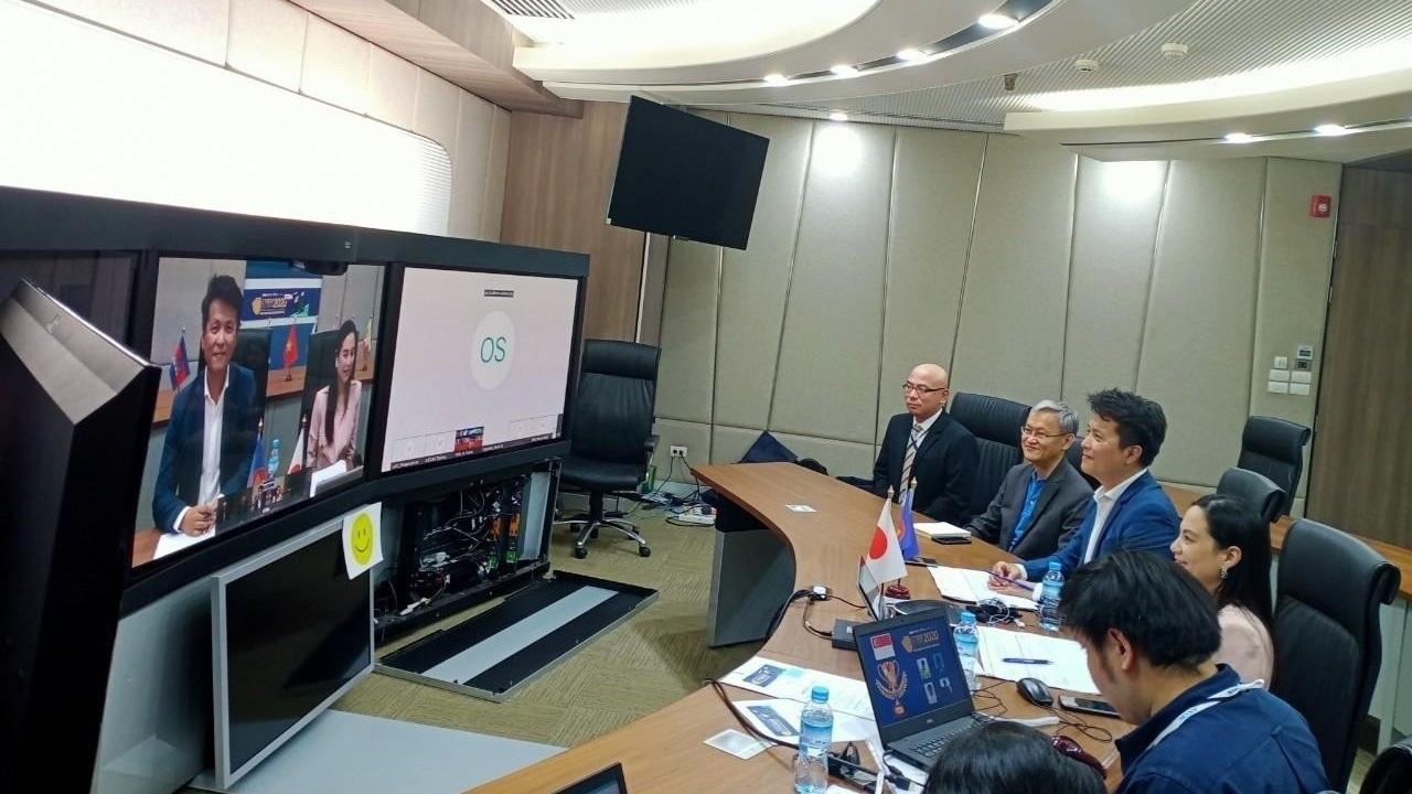 ETDA จัด Cyber SEA Game 2020 ปั้นคนอาเซียนรุ่นใหม่ด้าน Cybersecurity ต่อเนื่อง ปีนี้ สิงคโปร์ คว้าชัย